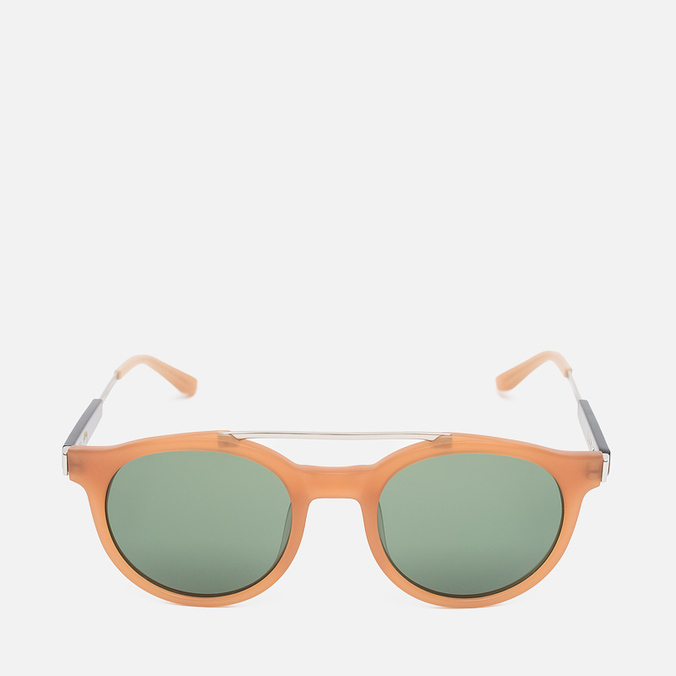 Stussy Luca Matte Sunglasses Honey/Green