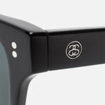 Солнцезащитные очки Stussy Norton Black/Dark Grey фото- 2