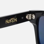 Солнцезащитные очки Stussy Norton Black/Dark Grey фото- 4