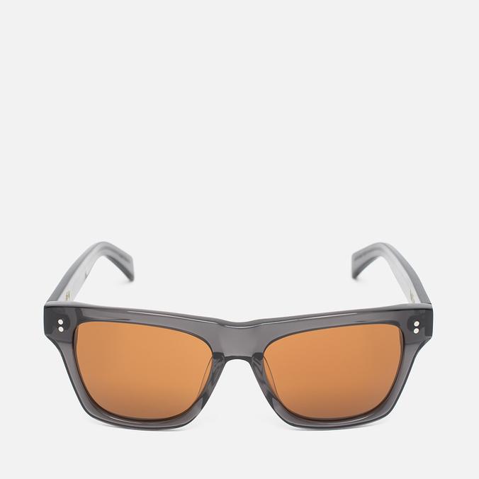 Stussy Norton Sunglasses Dark Grey/Brown