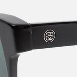 Солнцезащитные очки Stussy Santana Black/Dark Grey фото- 2