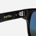 Солнцезащитные очки Stussy Santana Black/Dark Grey фото- 4