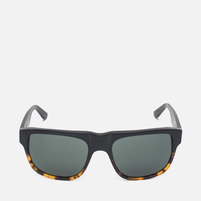 Солнцезащитные очки Stussy Santana Matte Black/Tortoise Fade