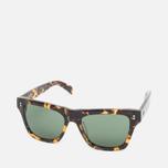 Солнцезащитные очки Stussy Norton Tortoise Hua/Green фото- 1