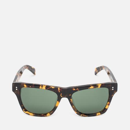 Stussy Norton Sunglasses Tortoise Hua/Green
