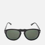 Солнцезащитные очки Persol Acetate Icons Black/Grey фото- 0