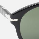 Солнцезащитные очки Persol Acetate Icons Black/Grey фото- 2