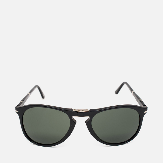 Persol Crystal Icons Sunglasses Black/Grey