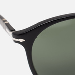 Persol Crystal Icons Sunglasses Black/Grey photo- 4