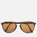 Солнцезащитные очки Persol Crystal Icons Havana/Brown фото- 0