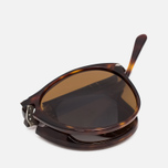 Persol Crystal Icons Sunglasses Havana/Brown photo- 2