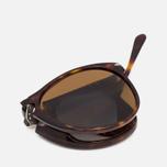 Солнцезащитные очки Persol Crystal Icons Havana/Brown фото- 2
