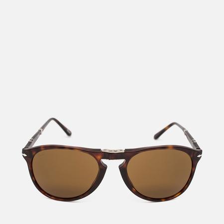 Солнцезащитные очки Persol Crystal Icons Havana/Brown