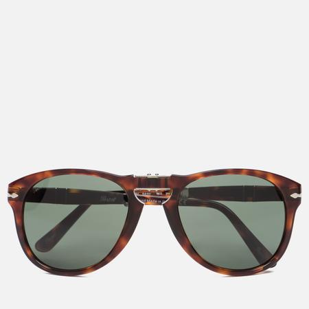 Солнцезащитные очки Persol Crystal Icons Havana/Grey