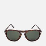 Солнцезащитные очки Persol Crystal Icons Havana/Grey фото- 0
