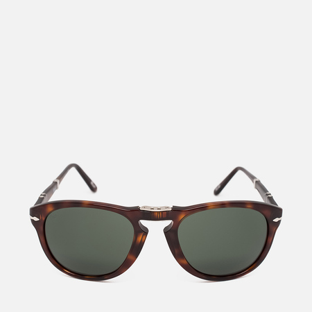 Persol Crystal Icons Sunglasses Havana/Grey