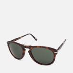 Солнцезащитные очки Persol Crystal Icons Havana/Grey фото- 1