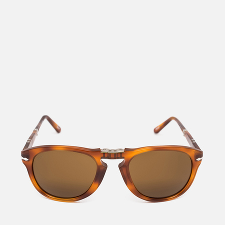 Солнцезащитные очки Persol Crystal Vintage Celebration Icons Terra Di Siena/Brown
