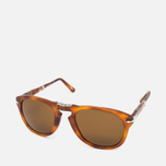 Солнцезащитные очки Persol Crystal Vintage Celebration Icons Terra Di Siena/Brown фото- 1