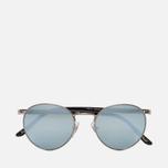 Солнцезащитные очки Persol Metal Suprema Gunmetal/Light Green Mirror Silver фото- 0