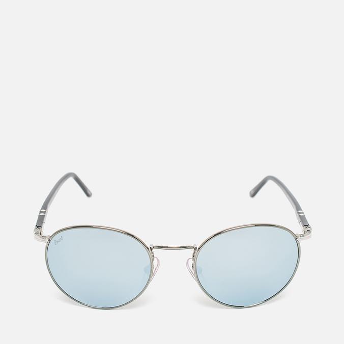 Солнцезащитные очки Persol Metal Suprema Gunmetal/Black