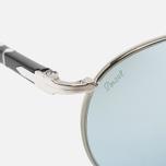Солнцезащитные очки Persol Metal Suprema Gunmetal/Black фото- 2