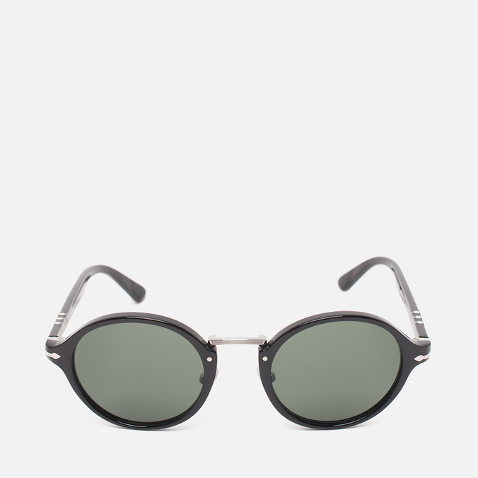 Persol Polarized Typewriter Edition Suprema Sunglasses Black/Grey