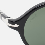 Persol Polarized Typewriter Edition Suprema Sunglasses Black/Grey photo- 2