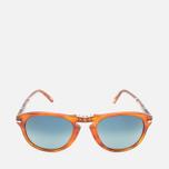 Солнцезащитные очки Persol Steve McQueen Light Havana фото- 0