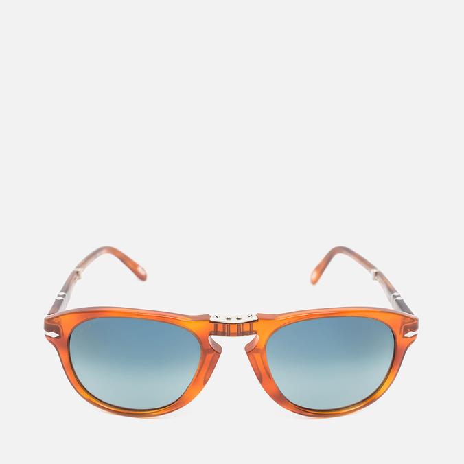 Солнцезащитные очки Persol Steve McQueen Light Havana