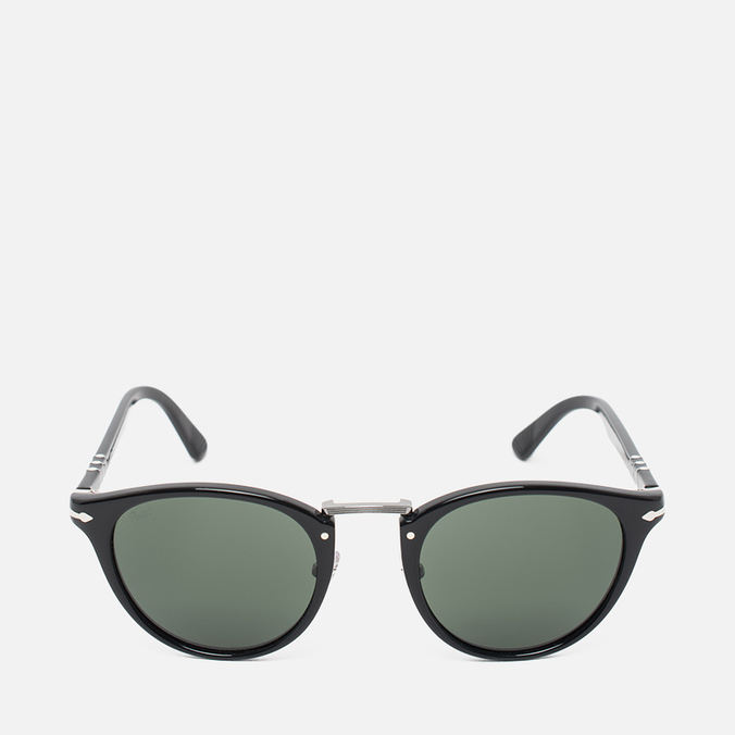 Солнцезащитные очки Persol Typewriter Edition Suprema Black/Grey