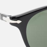 Persol Typewriter Edition Suprema Sunglasses Black/Grey photo- 2