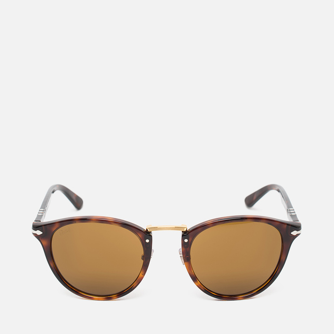 Persol Typewriter Edition Suprema Sunglasses Havana/Brown