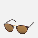 Persol Typewriter Edition Suprema Sunglasses Havana/Brown photo- 1