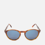 Солнцезащитные очки Persol Vintage Celebration Suprema Terra Di Siena Antique/Blue фото- 0