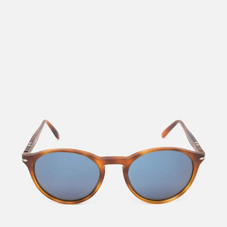 Солнцезащитные очки Persol Vintage Celebration Suprema Terra Di Siena Antique/Blue