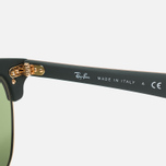 Солнцезащитные очки Ray-Ban Clubmaster Wood Green/Brown фото- 3
