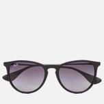 Солнцезащитные очки Ray-Ban Erika Grey Gradient Black фото- 0