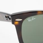 Солнцезащитные очки Ray-Ban Original Wayfarer Classic Tortoise фото- 2