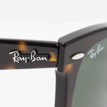 Солнцезащитные очки Ray-Ban Original Wayfarer Classic Tortoise фото- 3