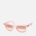 Солнцезащитные очки Ray-Ban Original Wayfarer Ice Pops Pink фото- 1