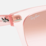 Солнцезащитные очки Ray-Ban Original Wayfarer Ice Pops Pink фото- 2