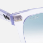 Солнцезащитные очки Ray-Ban Original Wayfarer Ice Pops Violet фото- 2
