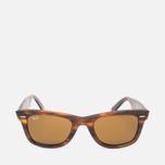 Солнцезащитные очки Ray-Ban Original Wayfarer Tortoise фото- 0