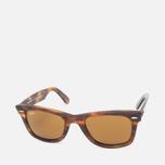 Солнцезащитные очки Ray-Ban Original Wayfarer Tortoise фото- 1