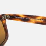 Солнцезащитные очки Ray-Ban Original Wayfarer Tortoise фото- 3