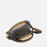 Солнцезащитные очки Ray-Ban Wayfarer Folding Brown/Tortoise фото- 6