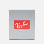 Солнцезащитные очки Ray-Ban Wayfarer Folding Green/Black фото- 9