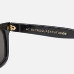 Солнцезащитные очки RETROSUPERFUTURE America Black/Grey фото- 2