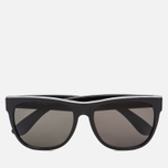 Солнцезащитные очки RETROSUPERFUTURE Classic Large Black фото- 0